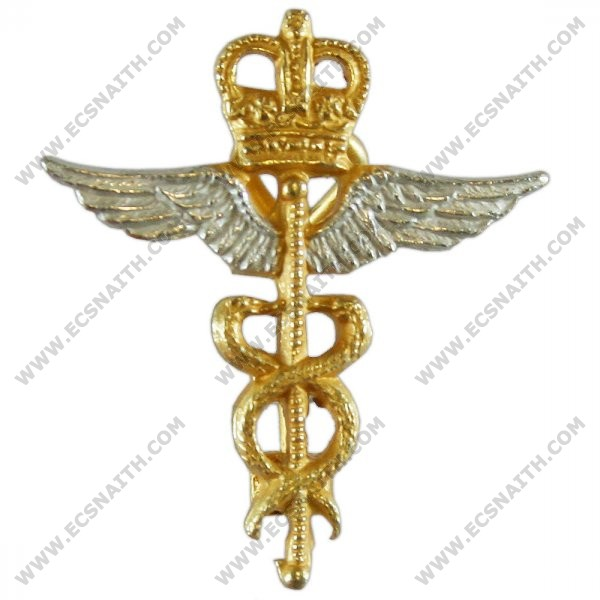 RAF Medical Collar Badges No.5
