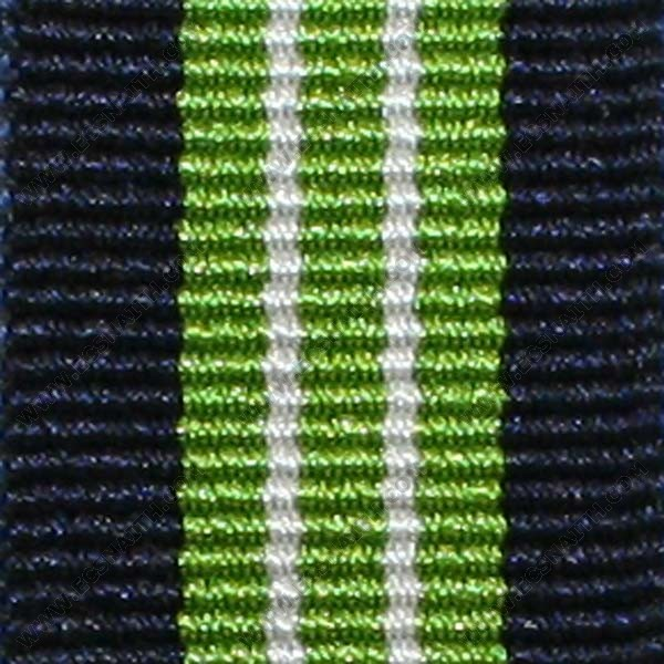 Colonial Special Constabulary, Medal Ribbon (Miniature)