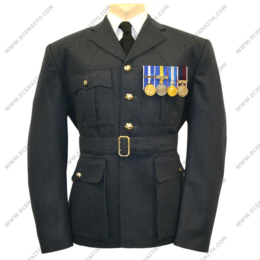 Raf Officers No 1 Dress Uniform E C Snaith And Son Ltd