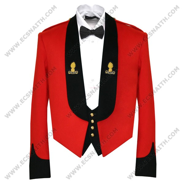 RE Officers Mess Dress Jacket