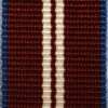 Full Size Queens Diamond Jubilee Medal Ribbon - E.C.Snaith