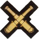 RA Master Gunner No.1 Dress Badge