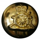 Royal Horse Artillery Button, Ball, Anodised (28L)