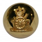 Royal Horse Artillery Button, Mounted, Ball (22L)