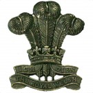 Royal Welsh Cap Badge, Bronze
