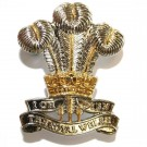 Royal Welsh Cap Badge, Soldiers