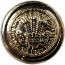 Royal Welch Fusiliers Button, Anodised (40L)