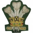Royal Regiment Of Wales Beret Badge, Officers