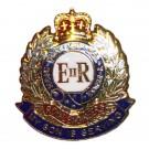 Royal Engineers Daughter Sweetheart Brooch