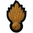 RE Grenade No.1 Badge