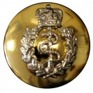 Royal Army Medical Corps Button, Mounted, Domed (22L)