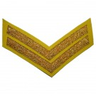 Royal Scotts Dragoon Guards Corporal Mess Chevron