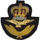 Royal Air Force Cap Badge, Officers