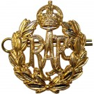 Royal Air Force Beret Badge, GV1R, Brass