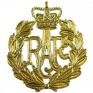 Royal Air Force Beret Badge, E11R, Brass