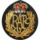 Royal Air Force Cap Badge, Airman