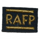 RAF Police Dress Badge