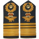 RAF Air Marshal 6A, 8, 11 Dress Shoulder Boards