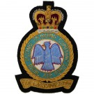 Royal Air Force Blazer Badge, Flying Training Command, Wire
