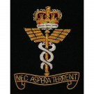 RAF Medical Wire Blazer Badge