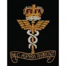 RAF Medical Wire Blazer Badge