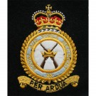 Royal Air Force Regiment Blazer Badge, Silk
