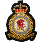 Royal Air Force Blazer Badge, Technical Training, Silk