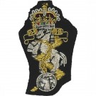 REME Beret Badge, Officers
