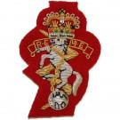 REME Off Side Hat Badge