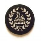 The Rifles Side Hat Back Badge