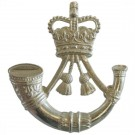 Rifles Cap Badge, Officers