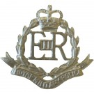 RMP Silver Collar Badges