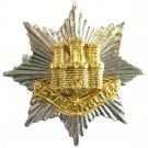 Royal Anglian Cap Badge, Officers