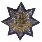Royal Anglian Beret Badge, Officers