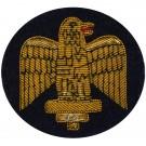 Royal Anglian Salamanca Eagle Badge
