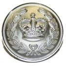 Deputy Lord Lieutenant Button, Silver (38L)