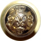 Honorable Artillery Company Button, New Pattern, Screw Fit (26L)