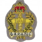 QARANC Beret Badge, Officers