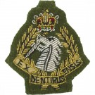 Royal Army Dental Corps Beret Badge, Officers