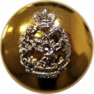 Royal Army Dental Corps Button, Mounted (24L)