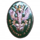 Mercian Daughter Sweetheart Brooch