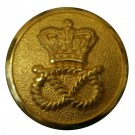 Staffordshire Regiment Button, Blazer (Small)