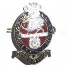 Princess of Wales's Royal Regiment Cap Badge, Officers, No1 Dress