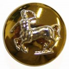 Royal Army Veterinary Corps Button, Mounted (22L)