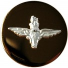 Parachute Regiment Button, Mounted, Flat (Small)