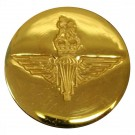 Parachute Regiment Button, Blazer, Indented (Small)