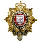 Royal Logistic Corps Cap Badge, Officers