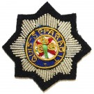 Irish Guards Cap Badge, Officers