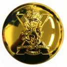 Royal Regiment of Scotland Button, Gilt (40L)