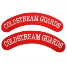 Coldstream Guards Titles